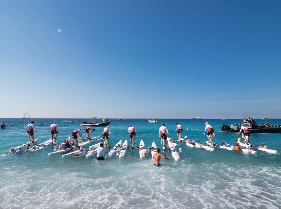 Actividades acuáticas en Water Bikes by Nautical MICE 1