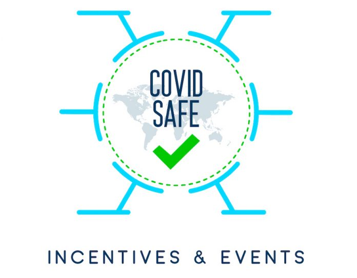 LOGO COVID SAFE INCENTIVES EVENTS